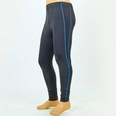 Компрессионные штаны мужские  для спорта LD-1201-B