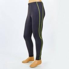 Компрессионные штаны мужские  для спорта LD-1201-G