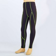 Компрессионные штаны подростковые  для спорта LD-1202T-G