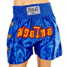 Шорты для тайского бокса ELAST ULI-9006-B