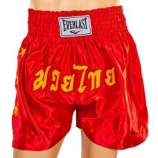 Шорты для тайского бокса ELAST ULI-9006-R
