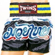 Шорты для тайского бокса TWINS NTBS-004
