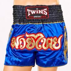 Шорты для тайского бокса TWINS NTBS-007