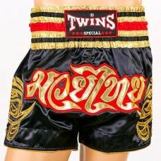 Шорты для тайского бокса TWINS T-154