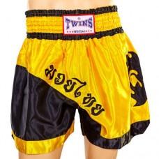 Шорты для тайского бокса TWINS ZB-6138-Y