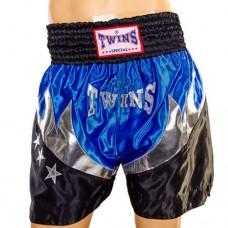 Шорты для тайского бокса TWINS ZB-6141-B