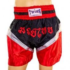 Шорты для тайского бокса TWINS ZB-6142-R