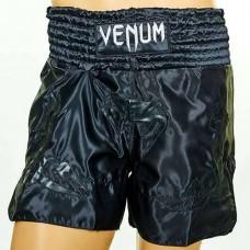 Шорты для тайского бокса VENUM INFERNO CO-5807-BK