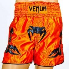 Шорты для тайского бокса VENUM INFERNO CO-5807-OR